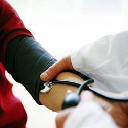 повышенное  давление из-за щитовидки