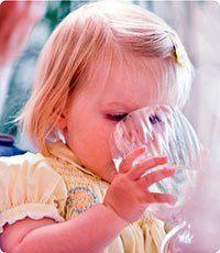 симптомы обезвоживания у ребенка